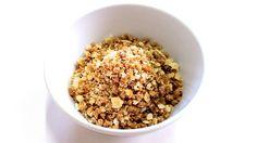 Farofa de proteína de soja