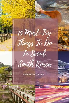 Immerse yourself into Seoul – a dynamic fusion of pulsing neon, steep skyscrapers, imperial temples, electrifying night markets and a zesty K-Pop culture. Stuff To Do, Things To Do, Skyscrapers, Budget Travel, Where To Go, All Over The World, Temples, South Korea, Trip Planning