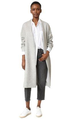 AYR The Lynx Coat. #ayr #cloth #dress #top #shirt #sweater #skirt #beachwear #activewear