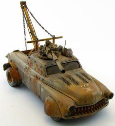 Ideas police cars art dioramas for 2019 Police Car Models, Police Cars, Apocalypse, Death Race, Sci Fi Models, Mad Max Fury Road, Custom Hot Wheels, Cute Cars, Disney Cars