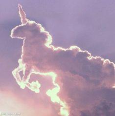Le nuage licorne