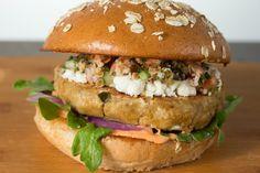 Hippie Chickpea - Grub Burger Bar #grubburgerbar #iheartgrub