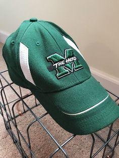 Marshall University Baseball Hat     eBay