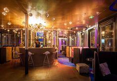 Lounge/Bar – Hotel Seven (Paris, France) by Elegancia Hotels