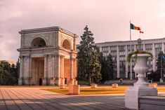 A brief history of Chisinau: the white stone city Stone City, Moldova, National Treasure, Picture Credit, Cover Pics, White Stone, National Museum, Eastern Europe, Capital City