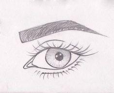 ¿Quieres aprender a dibujar ojos? Te enseñamos a dibujar ojos de personas animadas paso a paso.