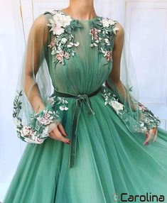 Sexy Long Sleeve Tulle A-Line Prom Dresses Sweetheart Applique Evening dress cheap hot dress Sexy Long Sleeve Tulle A-Line Prom Dresses Sweetheart Sweetheart Applique Evening Dress Hot Sale Cheap Evening Dresses, A Line Prom Dresses, Cheap Dresses, Elegant Dresses, Pretty Dresses, Evening Gowns, Beautiful Dresses, Vintage Prom Dresses, Prom Dresses Long Sleeve