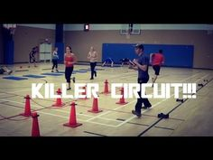 Advanced Circuit | AxFit Boot Camp Training. I need a gym!!!
