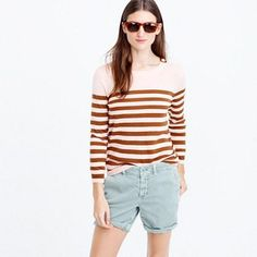 Crew for the Sunday slim chino short for Women. Find the best selection of Women Shorts available in-stores and online. Summer Outfits, Girl Outfits, Summer Clothes, Slim Chinos, Summer Swag, Cute Shorts, Swim Shorts, J Crew Men, Tailored Suits