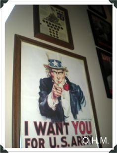 Military Man Cave  Home Sweet Home No.14: Man Cave Reveal