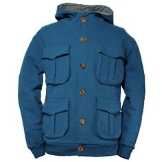 Whatever Jacket Blue by bleed clothing