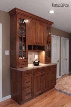 Refined Cherry Design   Renovisions Inc