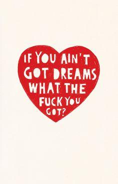 WORD! Dreamers