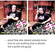 One of the reasons we love alex turner