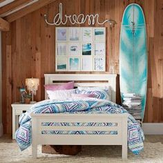 Girls Bedroom Furniture & Girls Room Ideas | PBteen