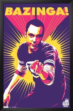 Big Bang Theory - Sheldon Posters at AllPosters.com