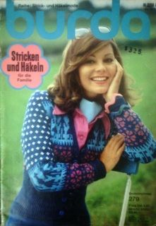 Burda, M 2018 D. Reihe: Strick - under Hakelmode. No. 279. Instructions language of this knitting magazine is German language only. Tight binding. Clean text. Some cover and edge wear. VG condition.  Keywords: knitting, knits, knitters, crochet, sweaters, needlework, needlepoint, fashions, designs, ladies, men
