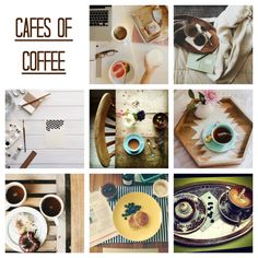 Not Very Obsessed: FAVOURITES | CAFES OF COFFEE