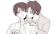I think Eren and Levi are my newest ship to add to my fleet. Since I can't have Levi at last I can imagine Eren does lol