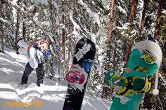 Marina & Mark's fun snowboard wedding shoot – Denver Wedding Photographer » This Modern Life Photographers