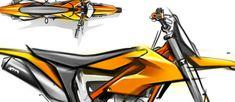 KISKA KTM Freeride - Transportation Design