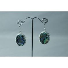 Beautiful Shell Abalone ~ Set in Indian Silver. Fish Hook Ear Wires with Rubber Stopper Back for Security. Indian Silver is Silver & Copper Heavily Silver-Plated. I have lots of other Silver and Indian Silver Earrings & Other Jewelry. Shell Earrings, Silver Earrings, Drop Earrings, Silver Jewellery Indian, Silver Jewelry, Abalone Shell, Fish Hook, Shells, Detail