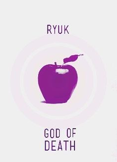 APPLES *-* Ryuk from Death Note