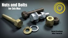 Oormi Creations :: Nuts and Bolts