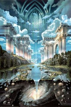 John Stephens (Genesis II) Art Poster Print Poster Poster Print, 24x36 Poster Revolution
