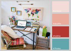 Paletas de color (XXVI) Colour Palettes