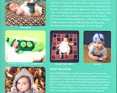 Baby Crochet Book Written By Sandy Powers Photography by Tara Renaud @capecodcrochet