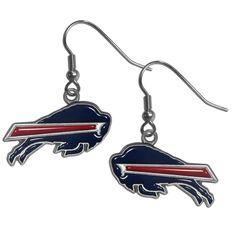 NFL Buffalo Bills Dangle Earrings, Price: $7.55