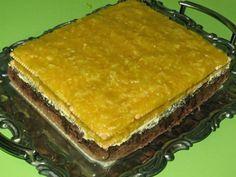 Majkine rezy: Najlepší jablkový zákusok s krémom a sušienkami – skúste raz a určite ho nebudete robiť len na oslavu! Tiramisu, Ethnic Recipes, Tiramisu Cake