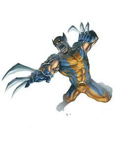Wolverine by Brian Fajardo