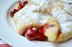 Lemon Tree Dwelling: Cherry Cheesecake Breakfast Bundles