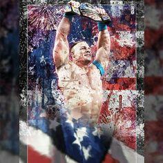 John Cena former WWE US Champion