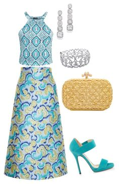 Evening out to a movie premier or the opera. Classy and Elegant Evening Attire Evening Attire, Opera, Classy, Summer Dresses, Elegant, Formal, Polyvore, Fashion, Preppy
