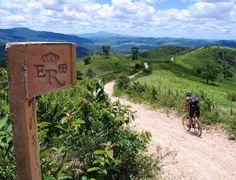 Roteiros de bike pelo Brasil :)