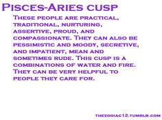 Man Aries A Cusp Dating Pisces