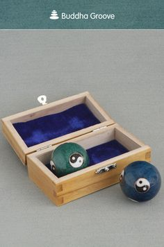 Chinese Yin Yang Health Balls