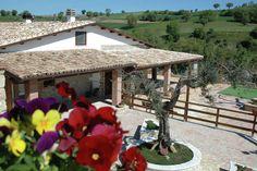 Dit prachtige vakantiehuis in de Abruzzen regio te Italië is nu te huur als vakantieadres.