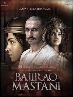 Bajirao Mastani(6/10) : If It Weren't For The Visuals, The Rating Would Be Much Lower.