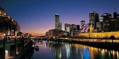 Melbourne, Australia.