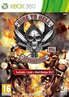 """Get Ride to Hell Retribution release date (Xbox cover art, overview and trailer. Ride To Hell: Retribution takes players on a ride back to the and places them in the boots of a developing """"outlaw biker gang in the Western states. Ride To Hell Retribution, Sniper Elite V2, Playstation, Videogames, Deep Silver, Latest Video Games, Video Game Collection, Xbox 360 Games, All Movies"""