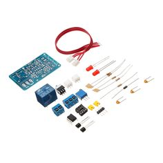 DIY LM393 Voltage Comparator Module Kit with Reverse Protection Band Indicating Multifunctional 12V Voltage Comparator Circuit Sale - Banggood.com