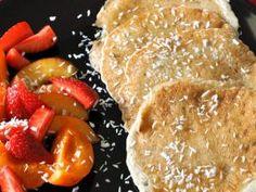 Recette Pancakes coco vegan sans lait sans oeuf