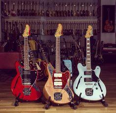 BilT guitars at Chicago music exchange