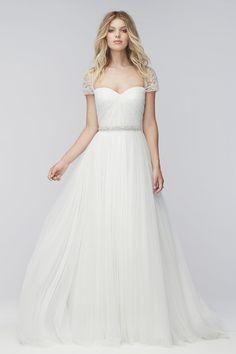How to Make a Simple Wedding Dress Look Badass