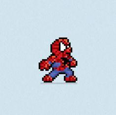 Spiderman by J-Castaneda