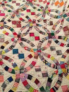 Antique Vintage Handmade Quilt 80 5 X 67 Ebay Amish Quilts